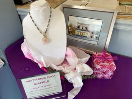 3 - Mother's Day Raffle TIckets