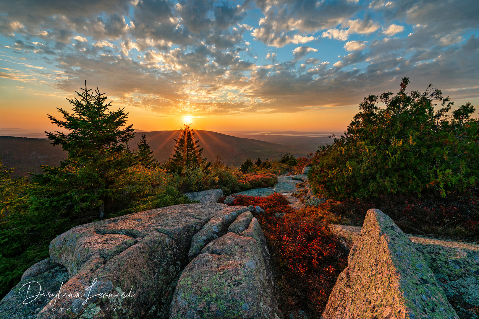 Sunset on Cadillac Mountain.jpg