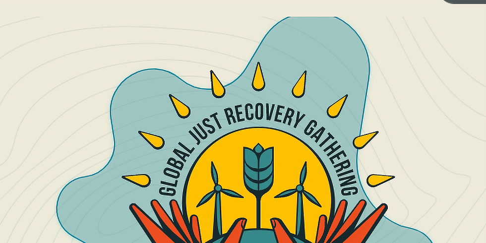 Just Recovery Gathering Recharge. Rebuild. Reconnect.