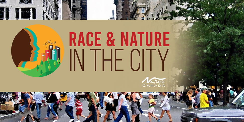 Race and Nature in the City: Engaging Youth of Colour in Nature-Based Activities
