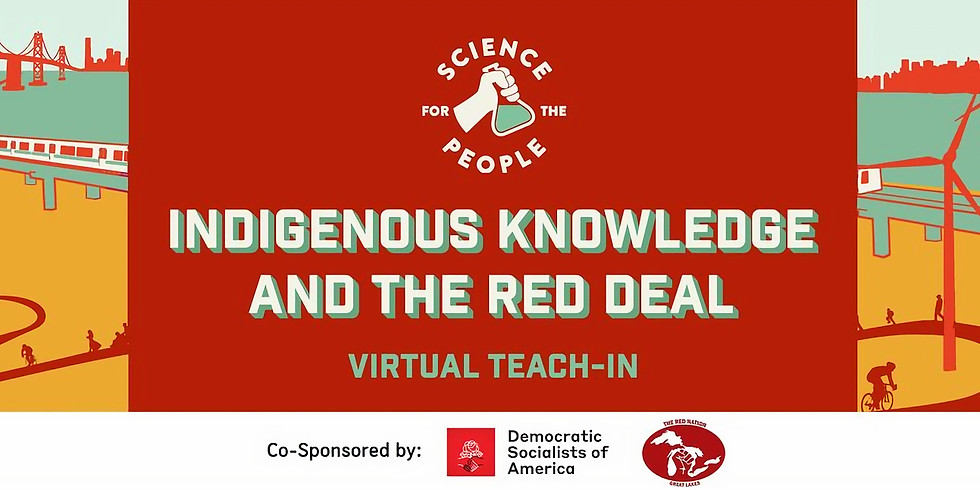 Indigenous Knowledge and the Red Deal