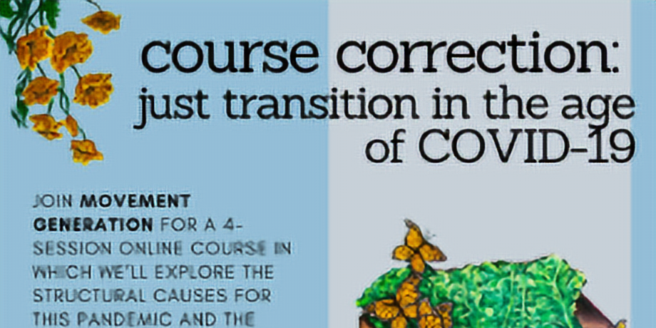 MG's Course Correction: Just Transition In The Age Of COVID-19  (1)