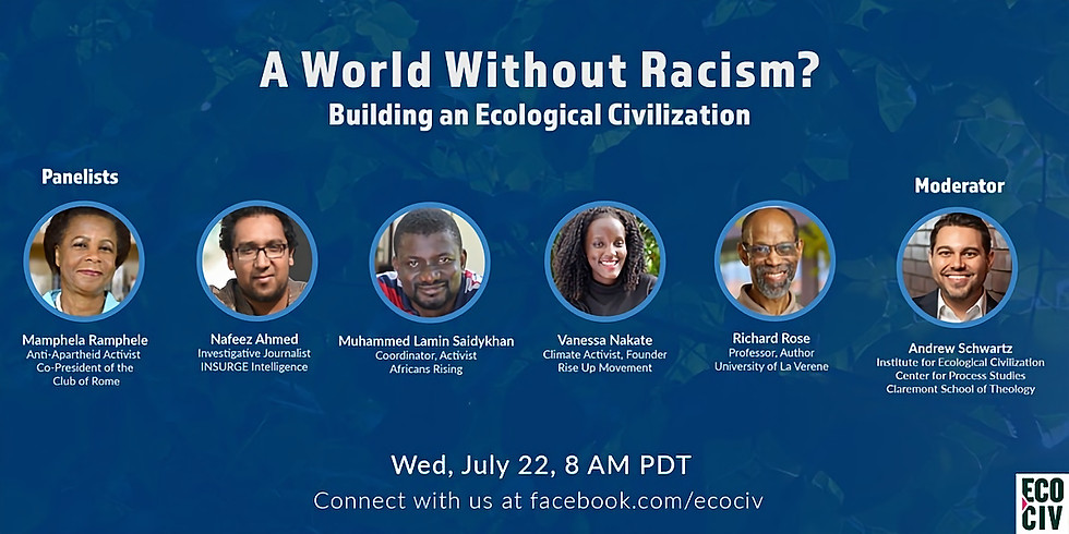 A World Without Racism? Building an Ecological Civilization