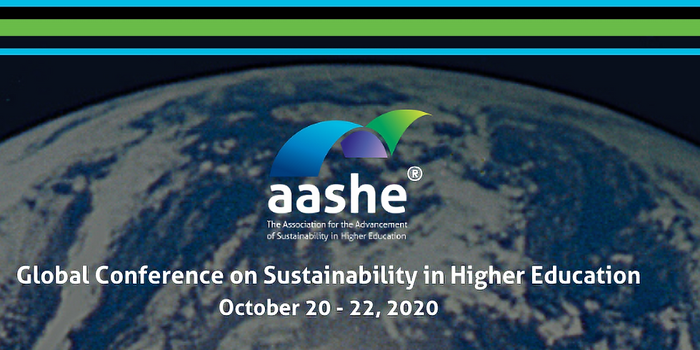 Global Conference on Sustainability in Higher Education (1)