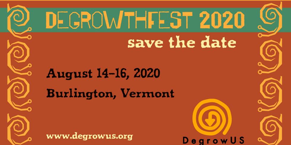 DegrowthFest 2020