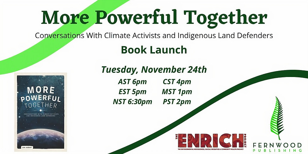 More Powerful Together: Book Launch and Panel Discussion