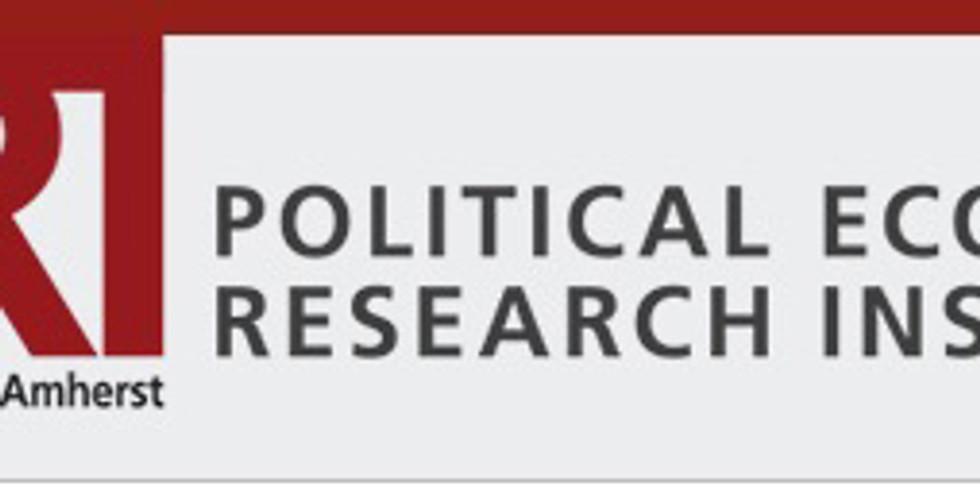 LIVE WEBCAST: Noam Chomsky and Robert Pollin: The Global Green New Deal