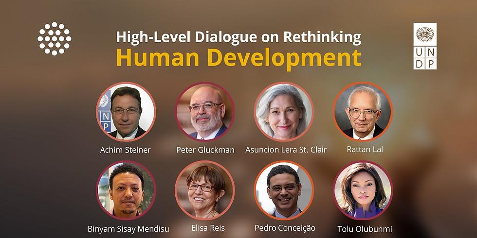 Rethinking Human Development for today's world