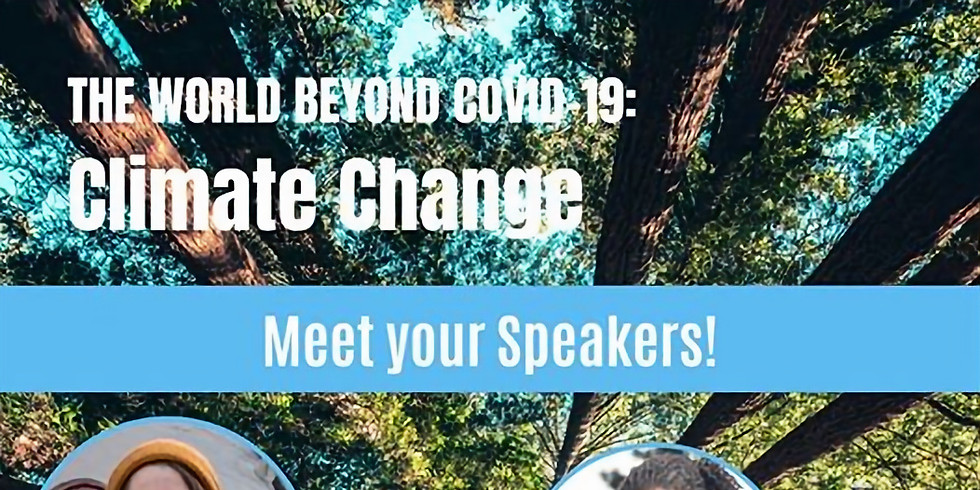 The World Beyond Covid-19: Climate Change