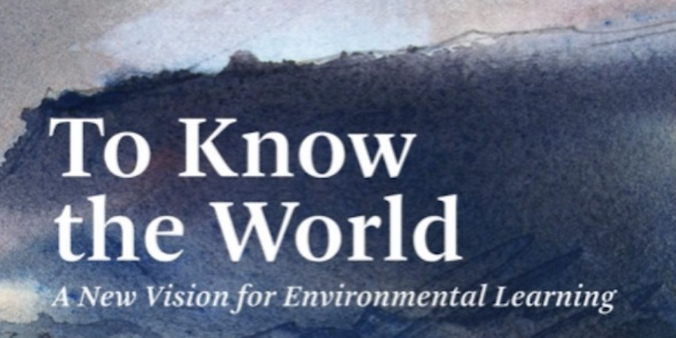 How can we respond to the current planetary ecological emergency? with Mitchell Thomashow