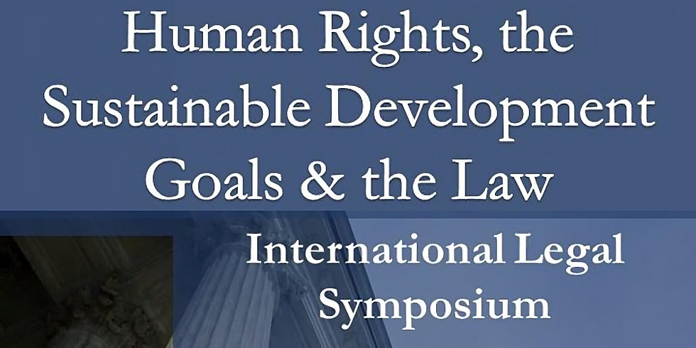Human Rights, the Sustainable Development Goals & the Law