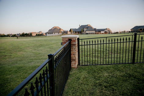 Custom Fences & Trellis by Red Valley Landscape & Construction in North Austin, Texas