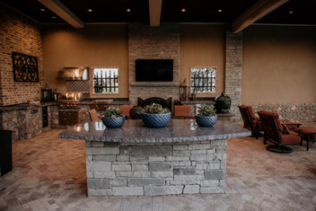 Custom Arbors & Pavilions by Red Valley Landscape & Construction in Austin, Texas