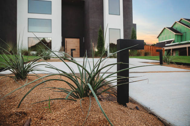 Landscape Lighting by Red Valley Landscape & Construction in North Austin