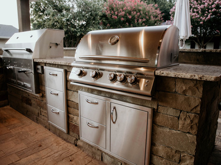EASY CLEANING TIPS FOR YOUR OUTDOOR KITCHEN