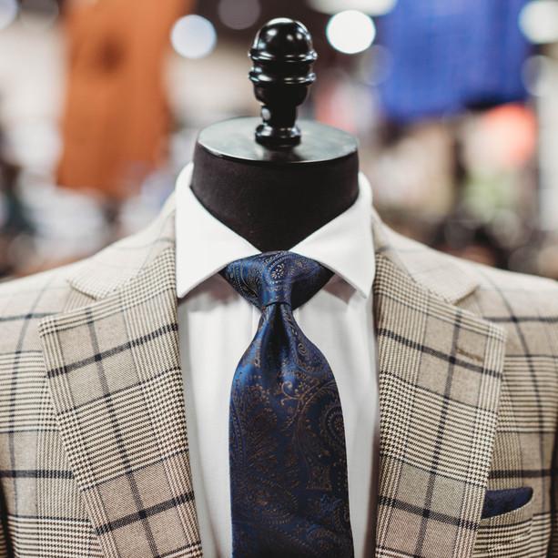 •NEW• Plaid Suits