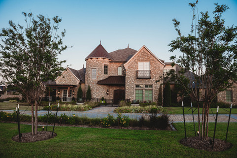 Tree Care & Pruning by Red Valley Landscape & Construction in OKC Metro