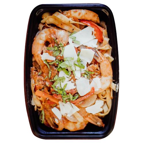 Weekly Meal Prep Special: Shrimp Diavolo