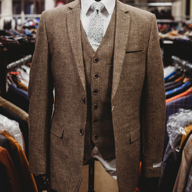 Tweed Suit Packages