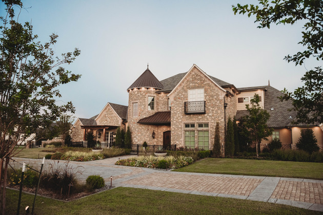 Residential Landscape Maintenance by Red Valley Landscape & Construction in Edmond, Ok