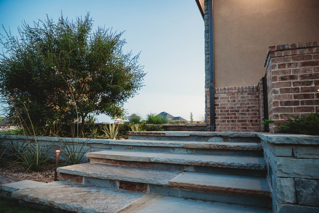 Custom Patios & Pavers by Red Valley Landscape & Construction in Volente, Texas