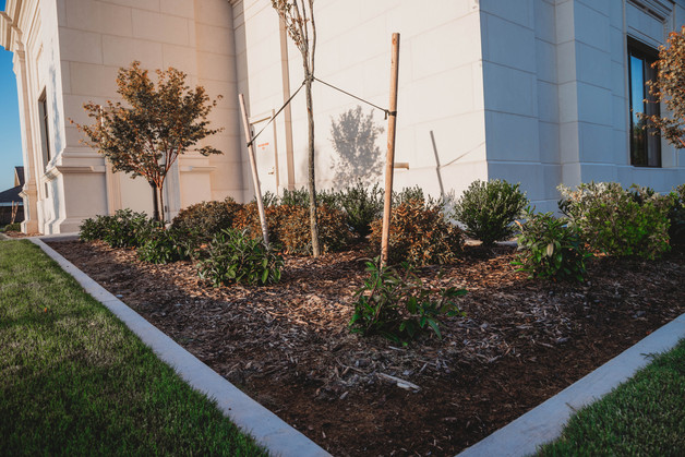 Commercial Maintenance by Red Valley Landscape & Construction in Oklahoma