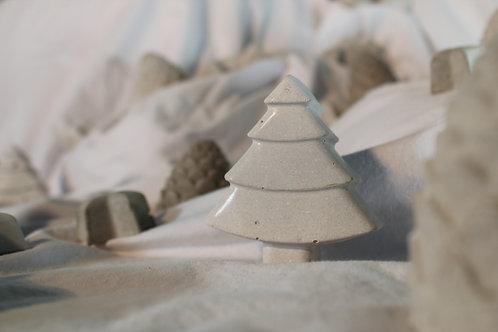Gift Box Winter Wonderland - set of 6 Festive Decorations