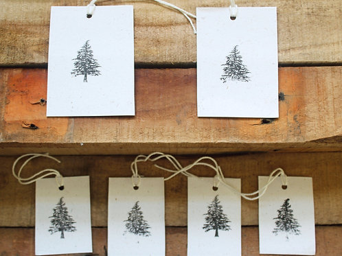 The Bee Friendly Gift Tags