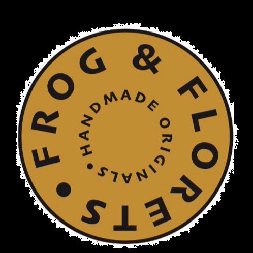Frog and Florets Voucher