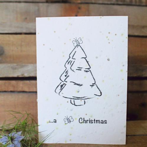 The Bee Christmas Card