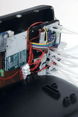 Image of internal electronics