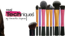 Real Techniques Brushes Review