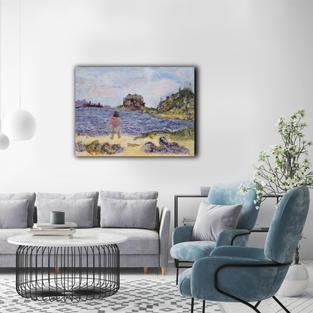 Install Sample Living Room