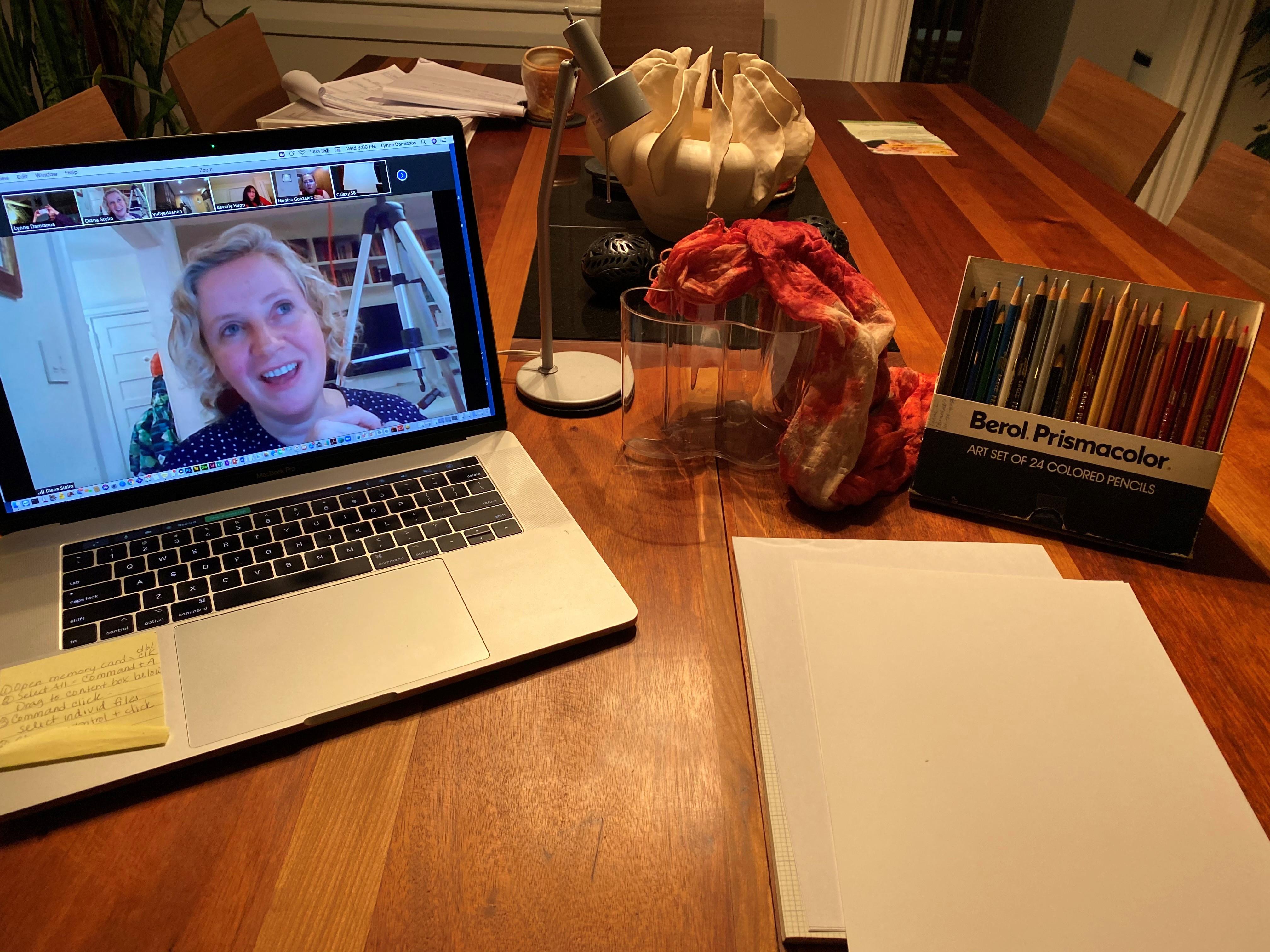 Creative Approach to Self-Care - Virtual