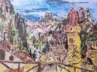Dolomiti: Shapes Repeated