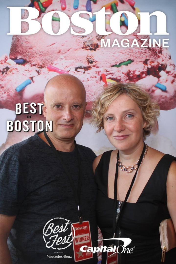 Best of Boston Awardee