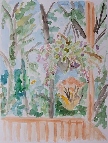 balcony_new_england_fall_watercolor_land