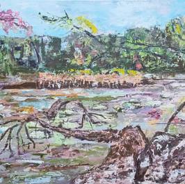 Monet in Wellesley