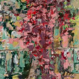 Boston Fall Abstraction