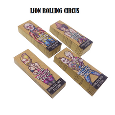 Filtros unbleached Lion Rolling Circus