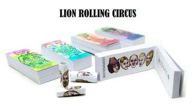 Filtro Silver Mini Lion Rolling Circus