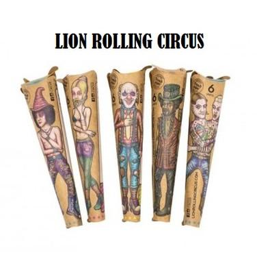 Cono Lion Rolling Circus