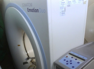 CT Scanner | Siemens | Somatom Emotion Duo