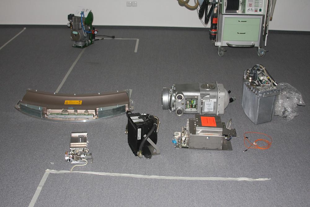 RTG C ARM | GE | Series 9800 OEC