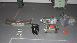 CT Scanner | Siemens | Somatom Emotion Duo | parts
