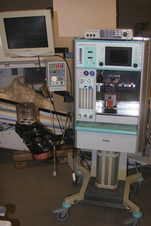 Anesthesia Machine | Cheiron | Gentleman | Excellent