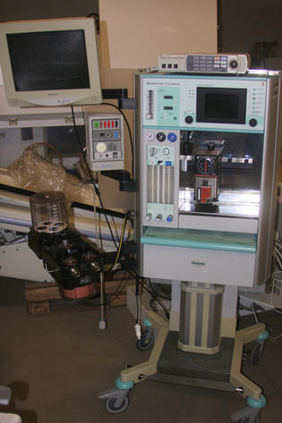Anesthesia Machine | Cheiron | Gentleman Excellent