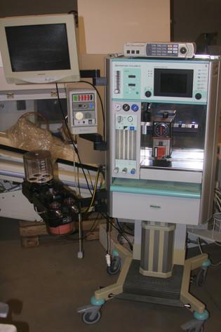Anesthesia Machine | Cheiron | Gentleman Excellent