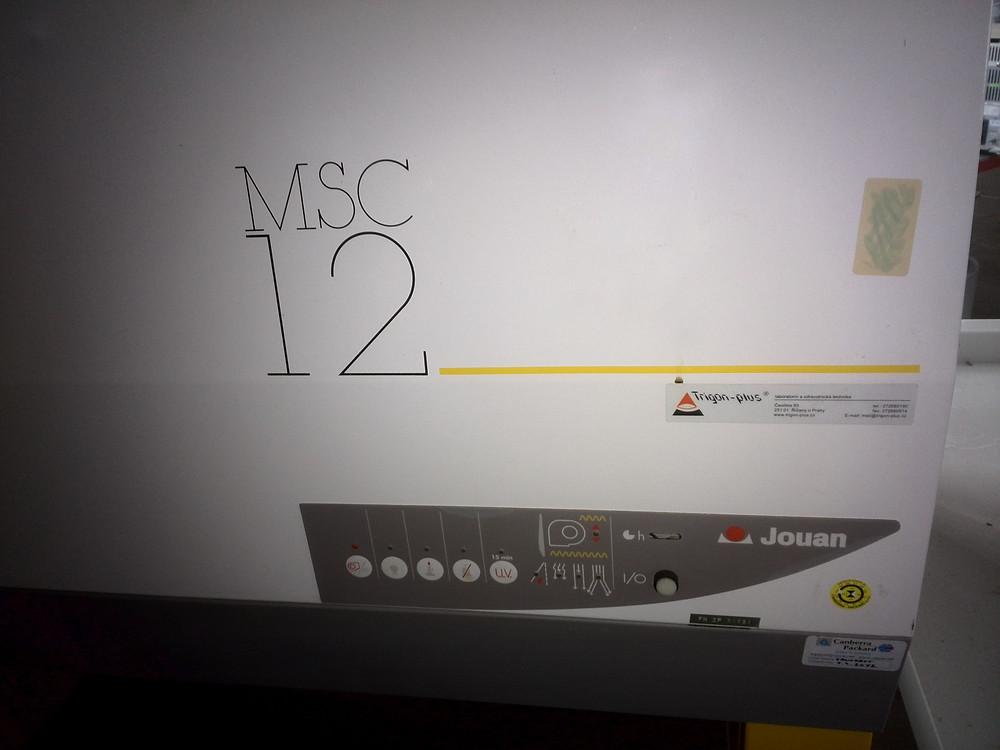 Laboratory Safety Cabinet | Jouan | MSC 12