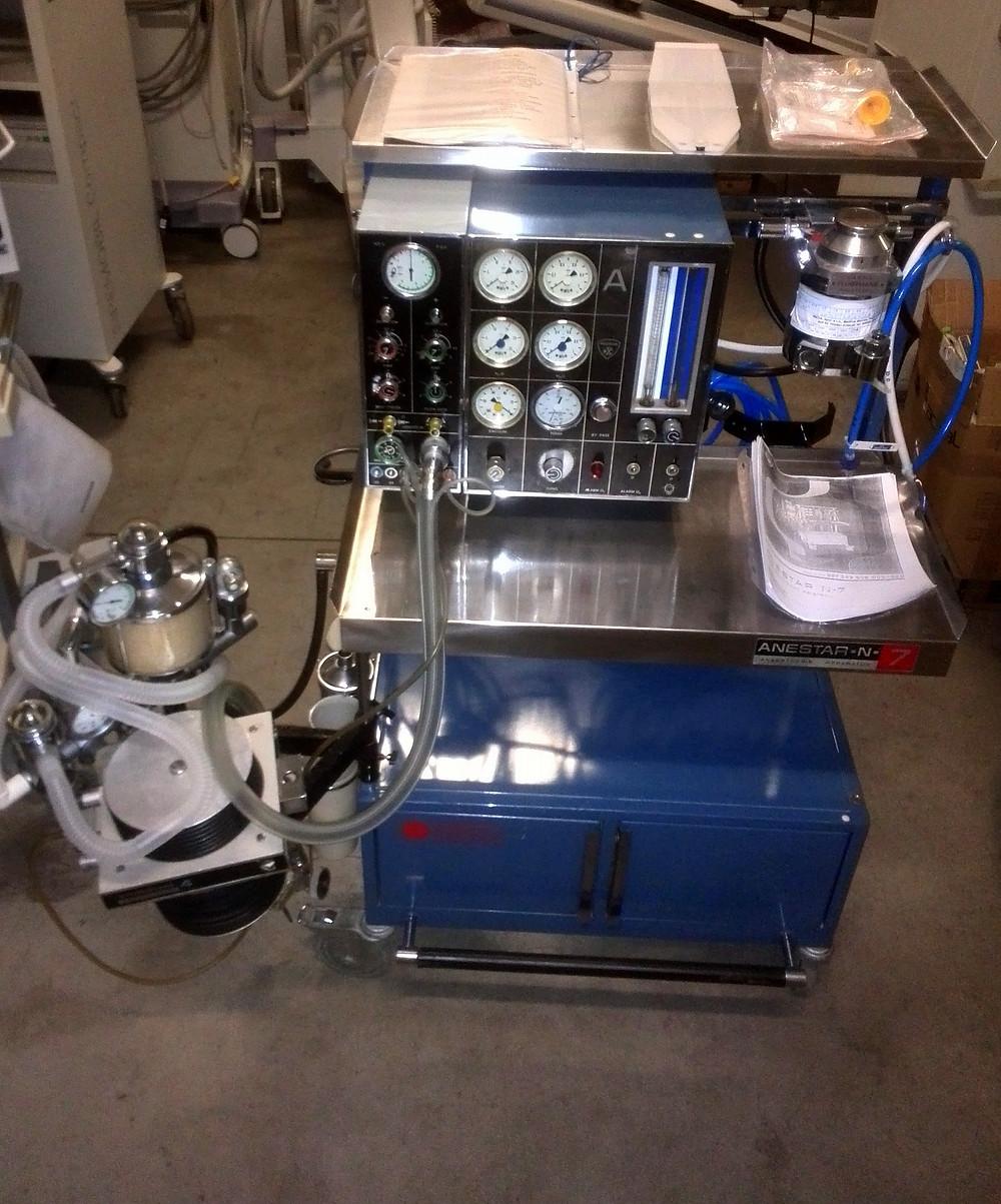 Anesthesia Machine | Chirana | Anemat N7